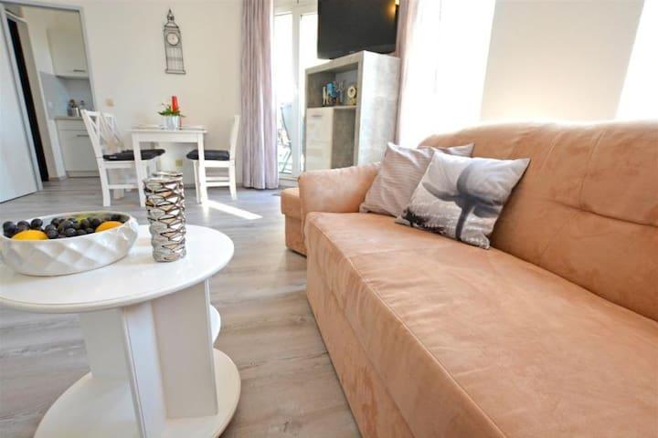 Modernes 2-Zimmer-Appartement im Kurgebiet