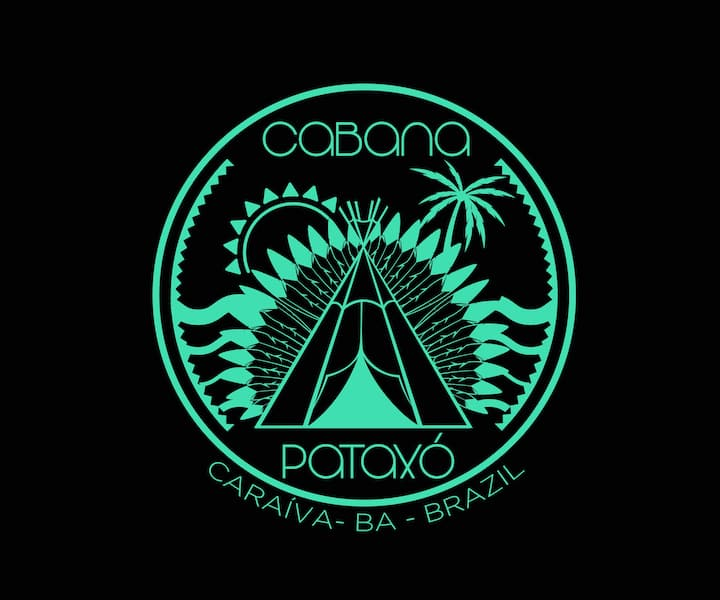 Cabana Pataxó - house of good vibes (cama 2 de 8)