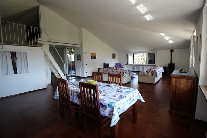Lago Como Domaso Appartamento Vista Lago - Domaso - Apartment