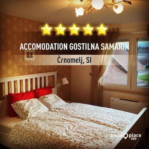 Gostilna SAMARIN #3 - Črnomelj - Bed & Breakfast