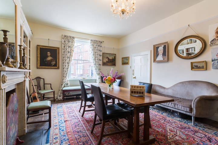 Rookery Nook - A town house retreat - Pershore - Casa particular