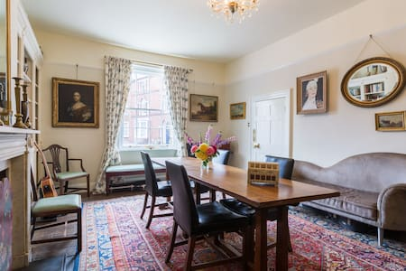 Rookery Nook - A town house retreat - Pershore - Bed & Breakfast