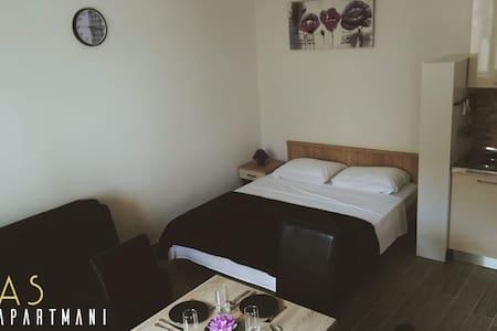 Apartment As (Black) - Šibenik