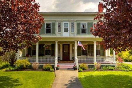 Locke NY Vacation Home - Locke - Huis