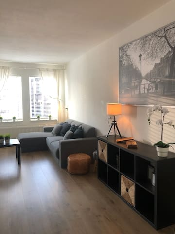 Very large apartment in thé center of Eindhoven.