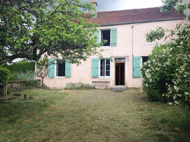 Escale champêtre - Saint-Broingt-le-Bois - Casa