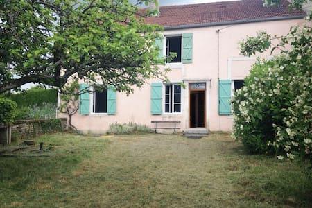 Escale champêtre - Saint-Broingt-le-Bois