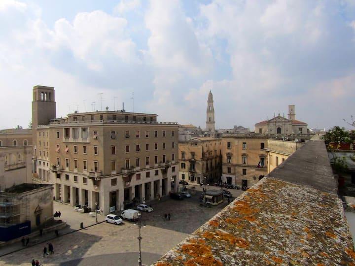 B&B Piazza Salento Stanza 4 Matrimoniale