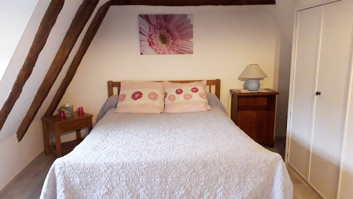 Les chambres blanches marcillac-st-quentin 24200