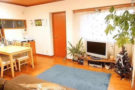 名古屋まで1駅!12階角部屋、見晴らし最高! - Hashima-shi - Apartment