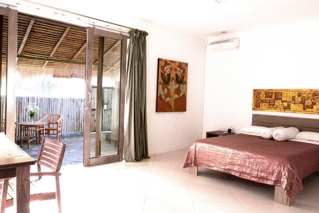 Bed and Terrace Bungalow-0