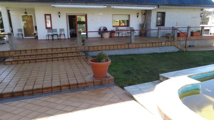 Casa de Lolo Esgos Ourense