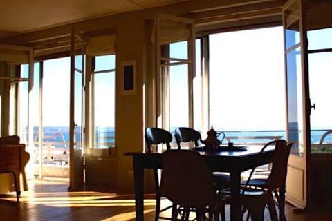 Bel appartement vue mer exposé sud