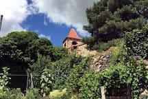 Un jardin, Rentières