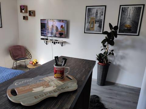 "Cozy studio ""Cik-cak"""