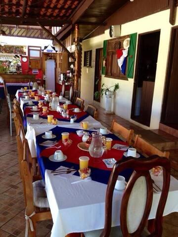 Siloe Lodge Turrialba.