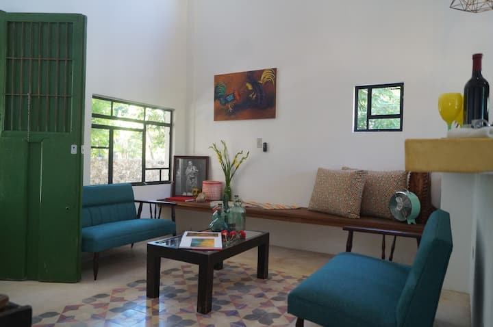Villa Braga, un paraíso de descanso y aventura