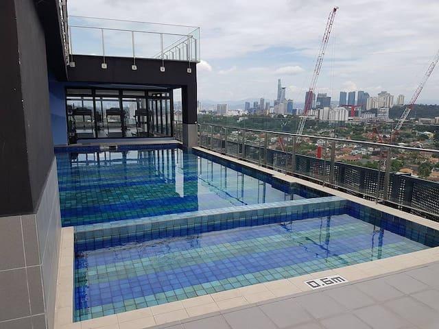 Cheapest in Kuala Lumpur - Petaling Jaya - Leilighet
