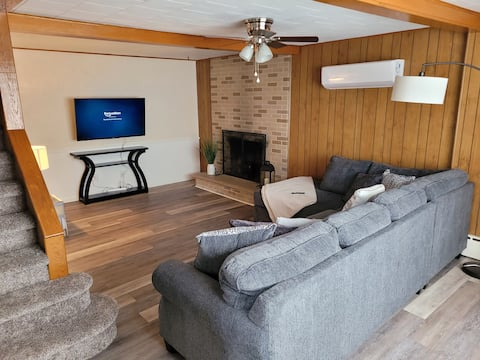 Comfortable newly renovated home in Cambria County