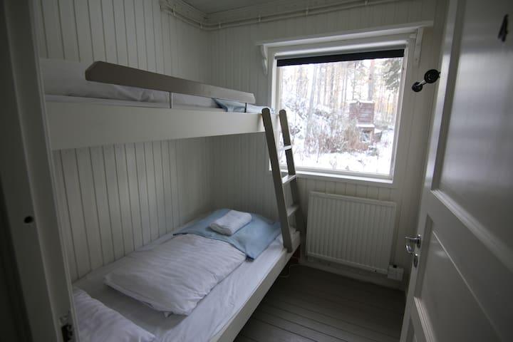 Room 4 - shared house Aurora Camp Main Cabin