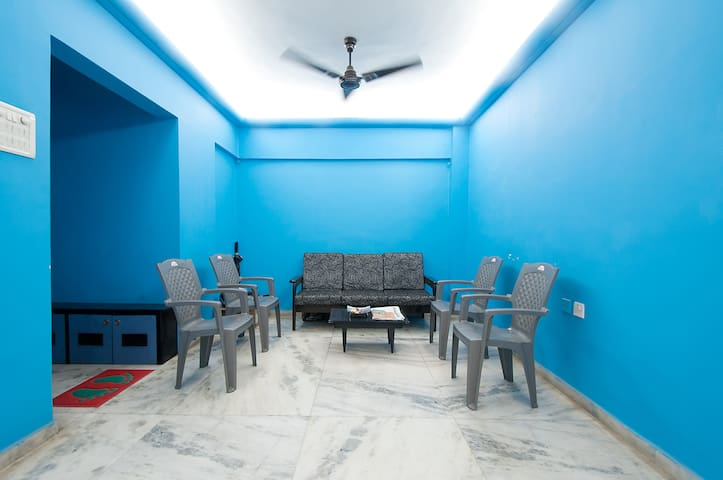 A Private room in the Heart of Andheri (W) . - Bombay - Appartement