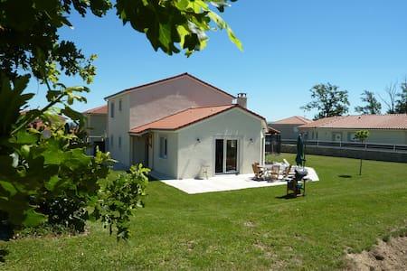 Maison & Jardin 15min de St-Étienne - Saint-Marcellin-en-Forez