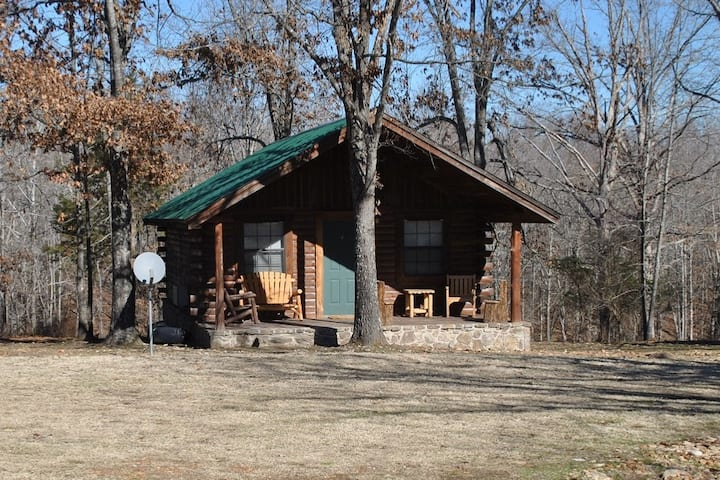 Cedarwood Cabin 3