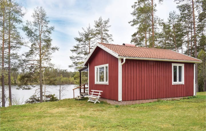 Beautiful home in Bodafors with 1 Bedrooms