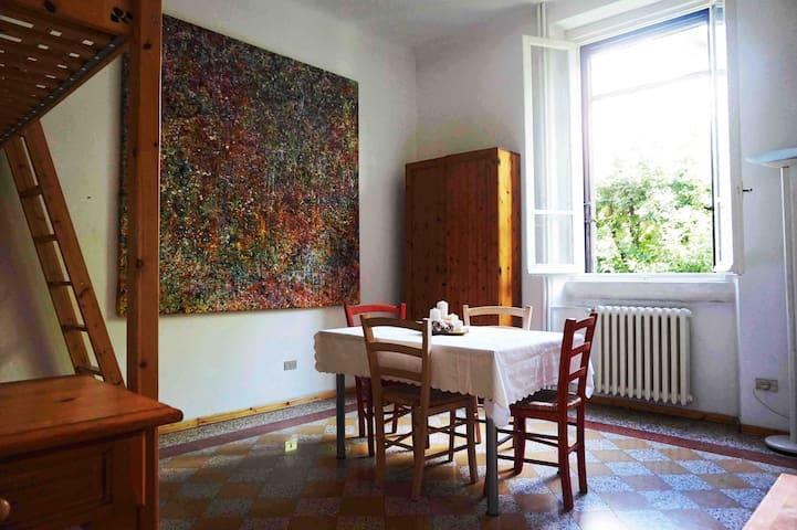 Art Apartment near Duomo, Navigli, Bocconi