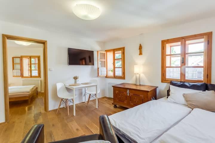 Apartment No. 59 Loket (room 2)
