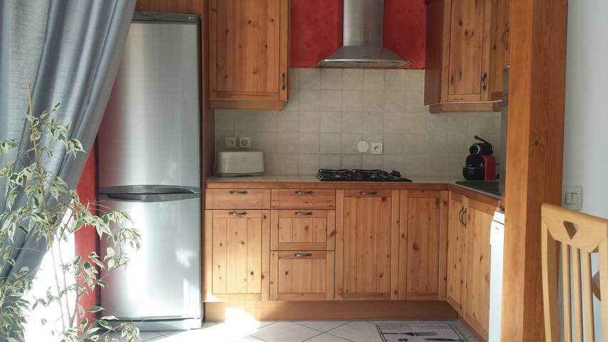 Bel appartement en plein coeur de la Haute-Savoie. - Bonneville - Lejlighed