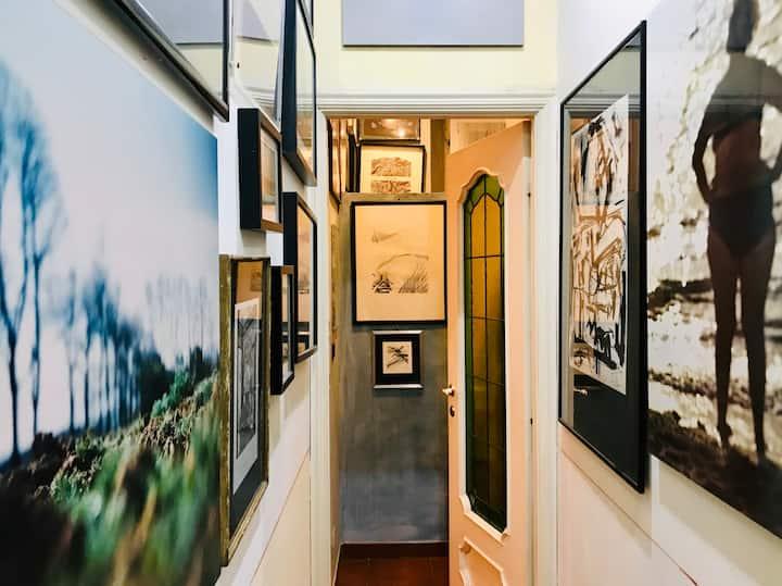 Film Studio - Private Room & - Vasca - View River