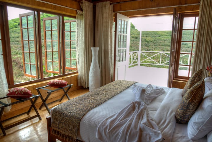 Sarah Cottage - PepperMint Room - Nuwara Eliya - Rumah