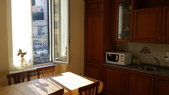 Genoa Marassi Apartment