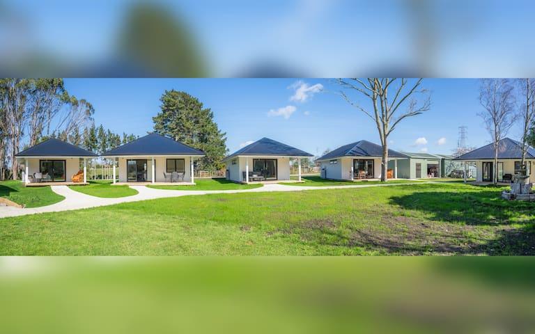Aromahouse - 5 Villas in Pokeno