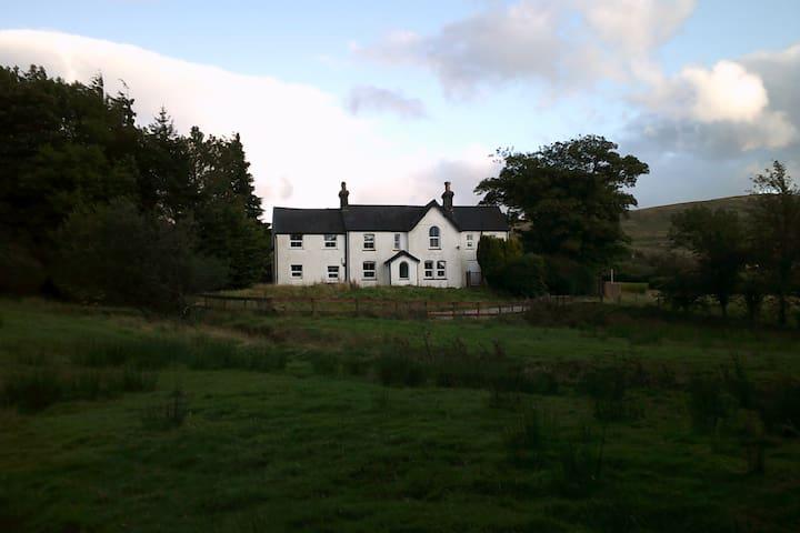 Annex-ceptional Snowdonia holiday retreat!