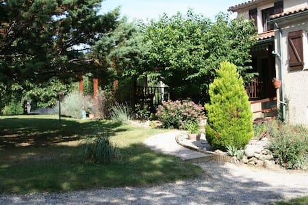 Chambre d'hôte tranquille - Aude - Belvianes-et-Cavirac - Bed & Breakfast