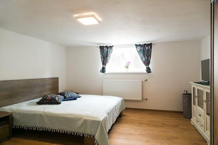 Bezbariérový Apartmán/ Barrierefreies Appartement