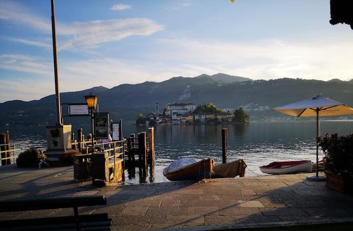 Alloggio ampio e luminoso Lago d'Orta
