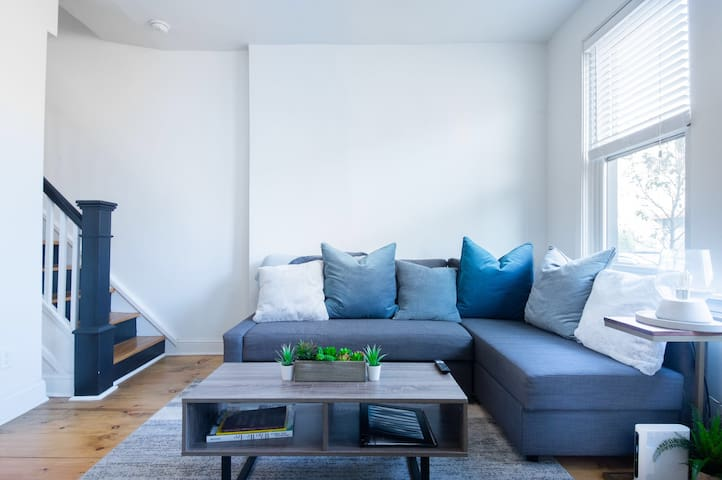 Stunning, Newly Renovated 3BR in Fishtown / NoLibs