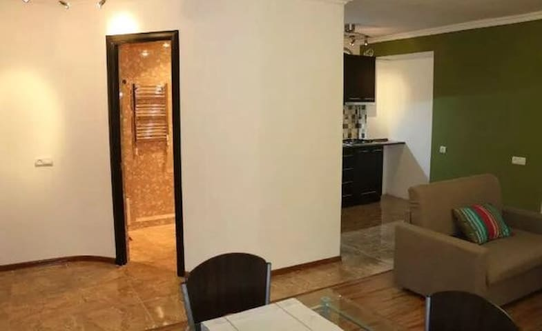 Comfortable apartment in the center - Jerevan - Byt