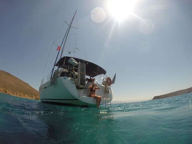 AlterraVita_5-day Halkidiki Sailing Trip/Cabin
