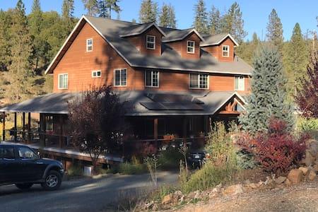 Mountain Serenity Home