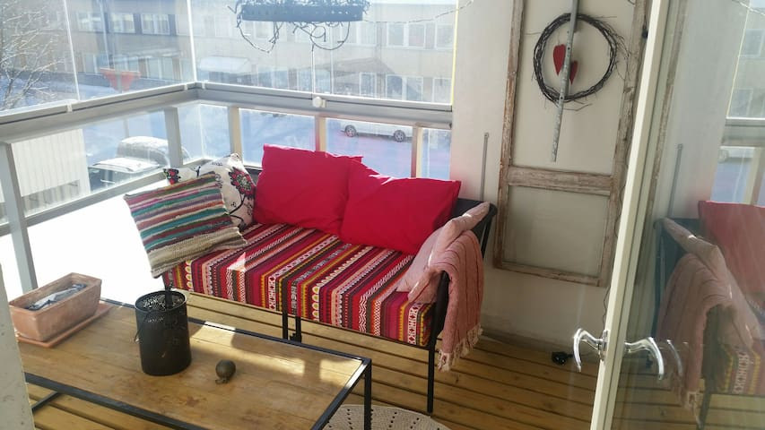 Perfect home with a sauna right in the city centre - Rovaniemi - Apartment