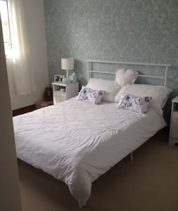 Double room in private home -  near NEW  P&J Arena