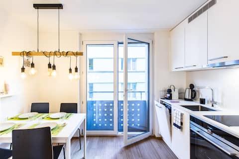Chur - Modern and central apartment, A05 1st floor