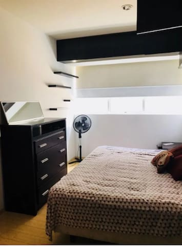 Full-equipped bedroom in the best zone of Polanco