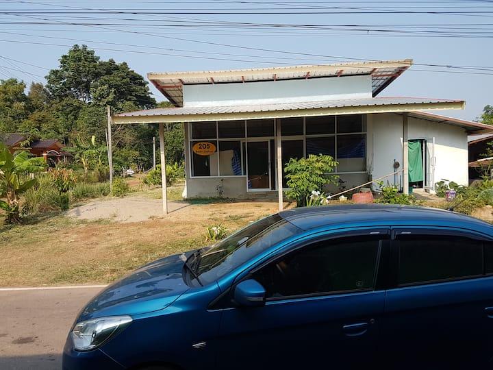 205 Dongjarean @ Nong khai ดงเจริญ rice field