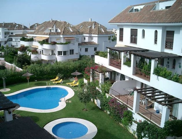 Luxury Appartment in Marbella Club