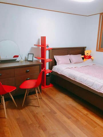 Maho house Double room Hongdae